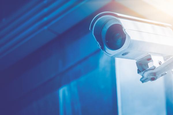 alarm en camerasysteem